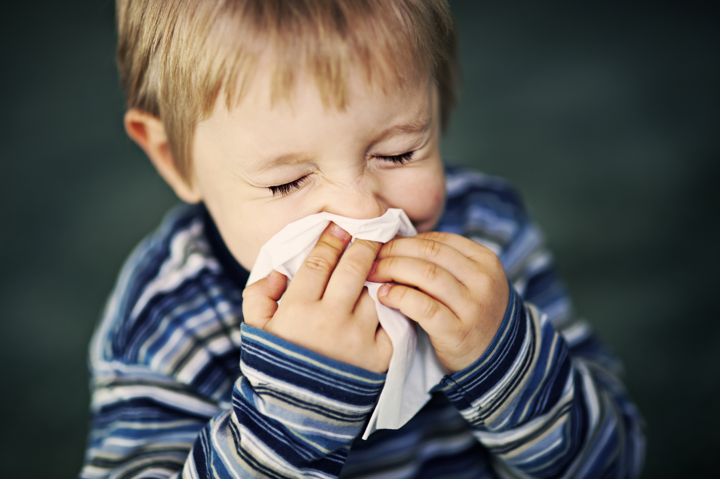 Does my child have a cold, or is it flu?