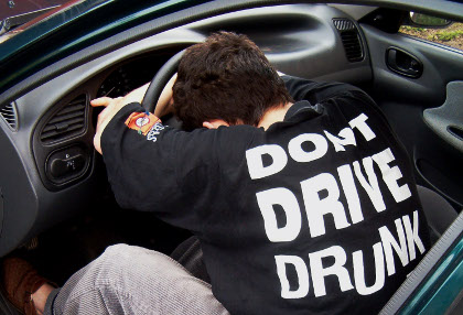 How long do you have to wait after drinking before driving?
